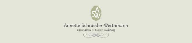 Annette Schroeder-Werthmann - Fassmalerei & Inneneinrichtung