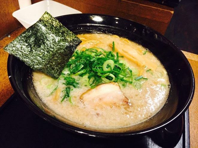 Image photo of Shoyu Tonkotsu Ramen (Ramen with soy sauce & pork bone based soup) 醤油豚骨ラーメン イメージ画像