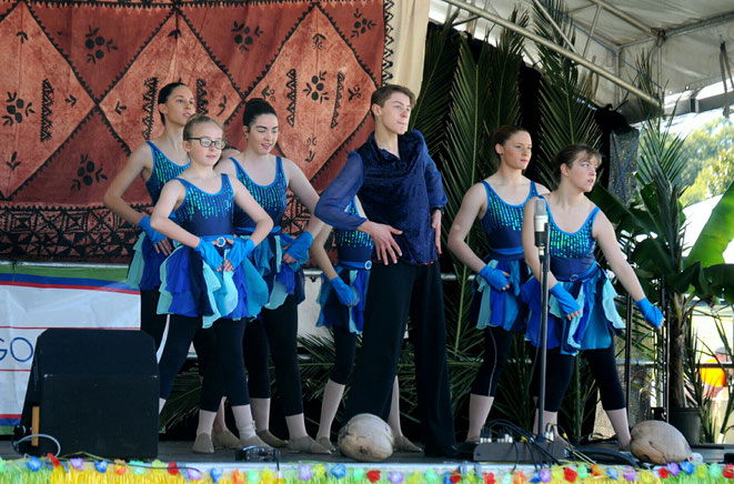 Dance Class performs Toowoomba