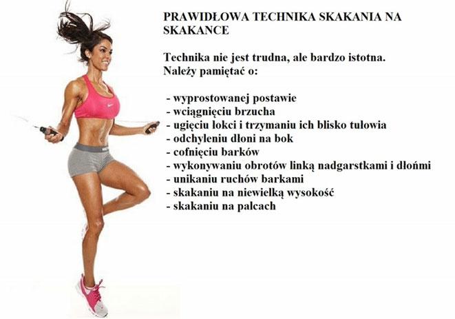 30 dni ze skakanką :) na cwiczenia - Zszywka.pl