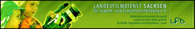 Die Internetpräsenz des Landesfilmdienst Sachsen e.V.