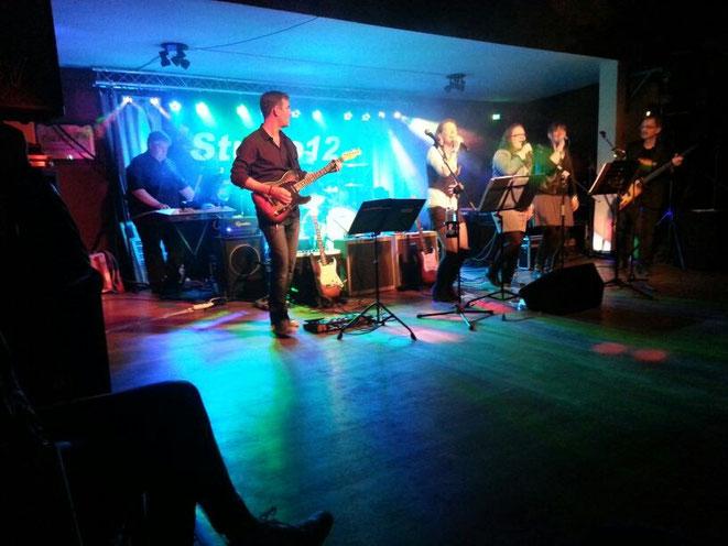 Mai 2014: Garbers Disco Kirchwerder
