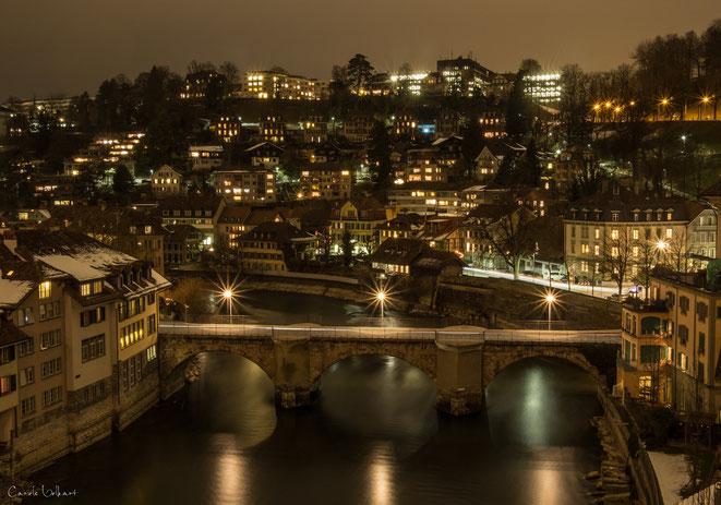 Blick auf die Untertorbrücke
