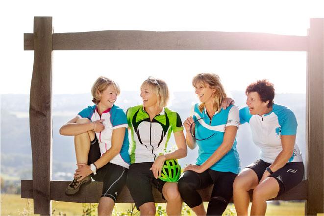 up&down Mountainbike Touren für Frauen