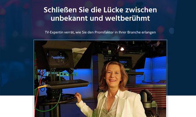 Martina Hautau für Erfolgsbewußte - auf das Bild klicken und einen Termin für ein Casting vereinbaren...