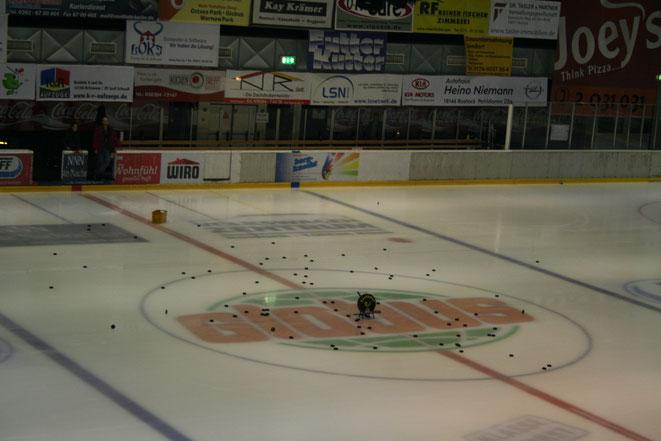 Eishalle Schillingallee - immer wieder Sonntags - 19 Uhr !