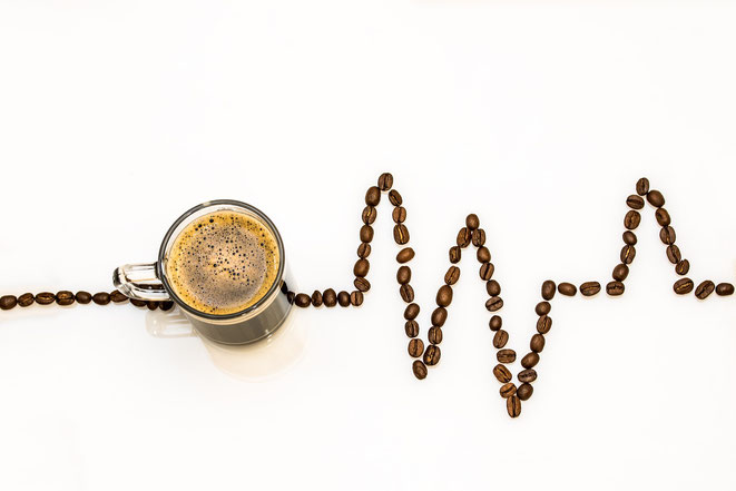 Kaffetasse-EKG