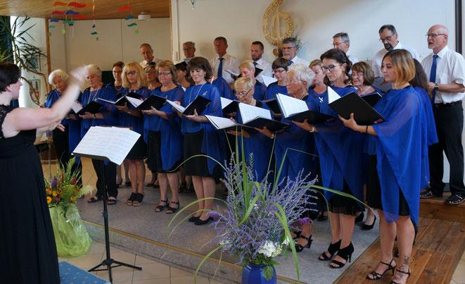 Chor Singkreis Bernhardswald 2019