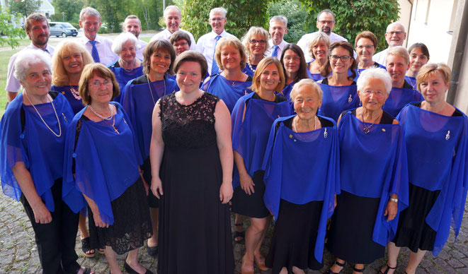 Gruppenfoto Singkreis 2019
