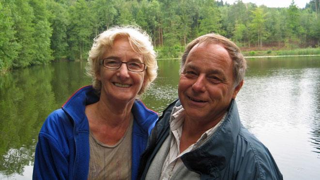 Lisa und Otto Bernhardsgrütter führen das Unternehmen Batag Bernhardsgrütter seit über 20 Jahren.