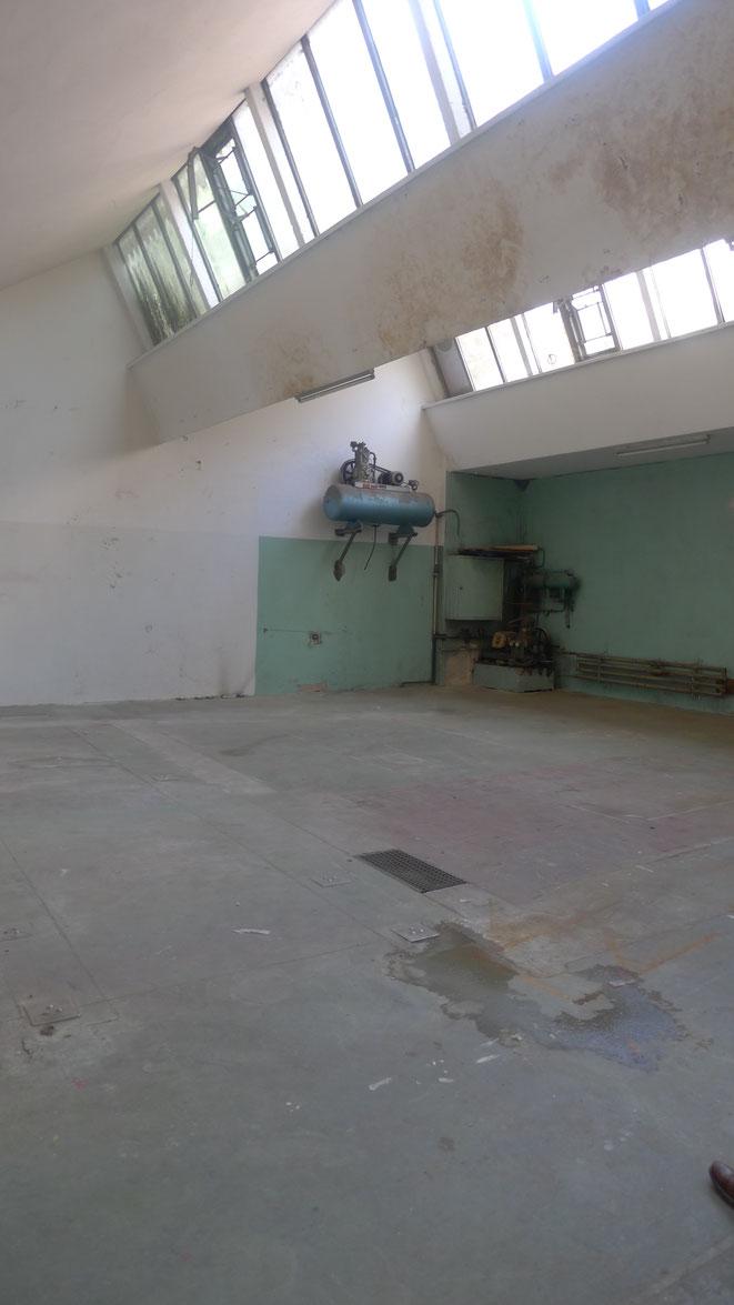 Umnutzung Gütertrasse 246 Basel  /  Bauherr  Stiftung Abendrot