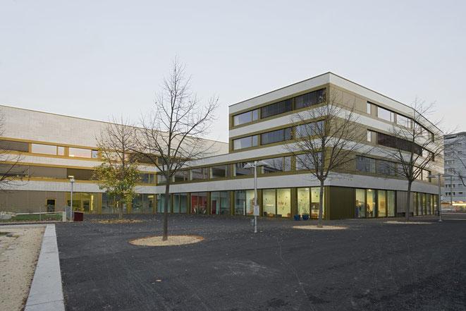 Neubau Breite Zentrum Basel