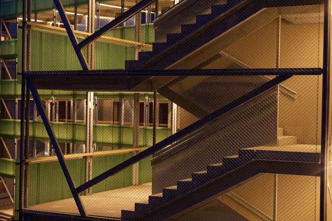 Neubau Stadterle Basel