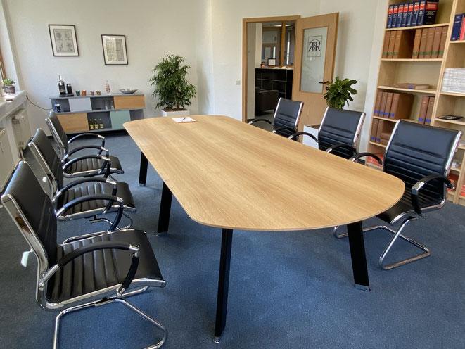 Besuchen Sie uns in unseren Kanzleiräumen in Mannheim-Seckenheim