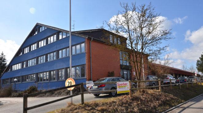 Pferdezentrum Franken, Ansbach: Heizomat, HSK-RA 100