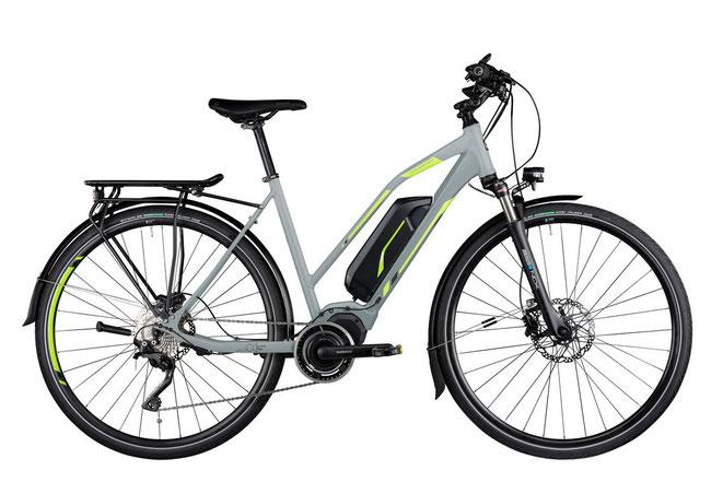 Drössiger E-Bike Trapez mit Shimano Motor, 18 Kg Gewicht  und Rahmenfarbe frei wählbar !!