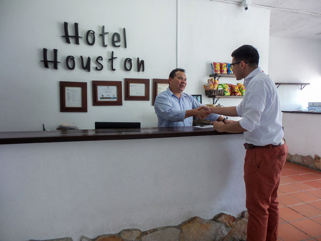 Hotel Houston en Bucaramanga