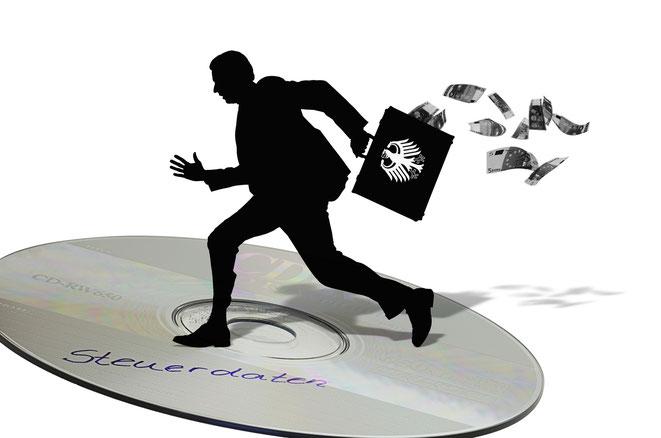 Steuerhinterziehung | Steuer-CD | Detektiv München | Wirtschaftsdetektei München