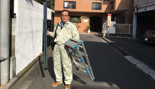 東京都全域、神奈川県全域で出張デモ工事を承ります