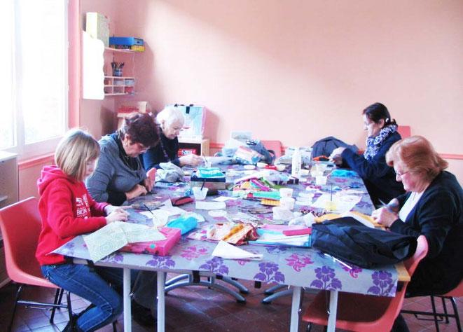 Ateliers adultes et adolescents