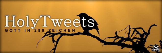 Holy Tweets - Gott in 280 Zeichen; Kirche, Twitter; Digitale Kirche