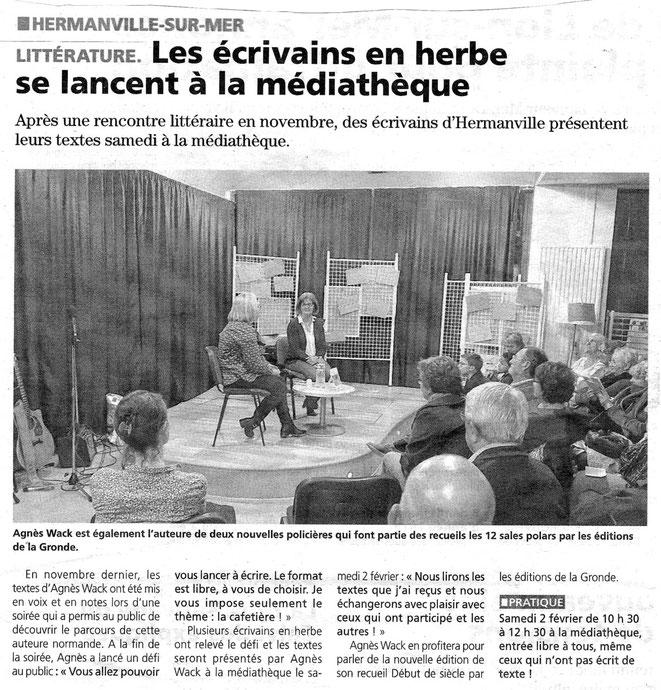 Liberté de Normandie - 31 janvier 2019