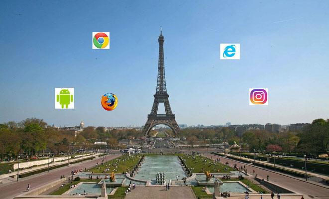 Dix meilleurs sites Paris Paris Mag