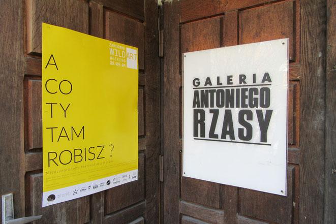 Galeria Antoniego Rzasy