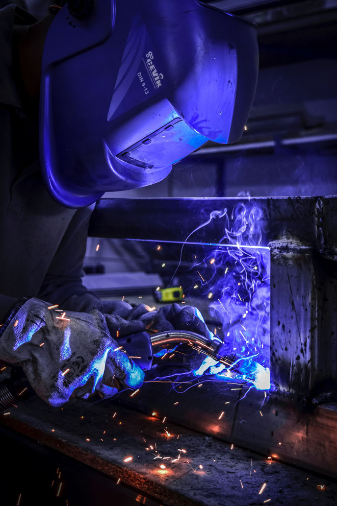 Sommer Industrieservice - Schweißarbeiten, WIG-Schweißen, Alu, Titan, Edelstahl - wig-sommer.de