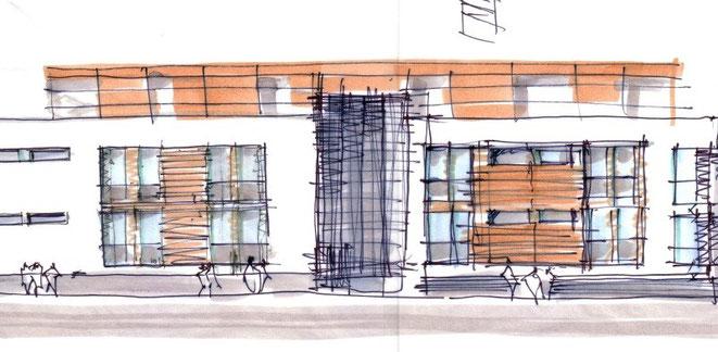 Architekt- Architekten Bauingenieur Ingenieur Projekt Projektsteuerung von GURÉ UND PARTNER GMBH