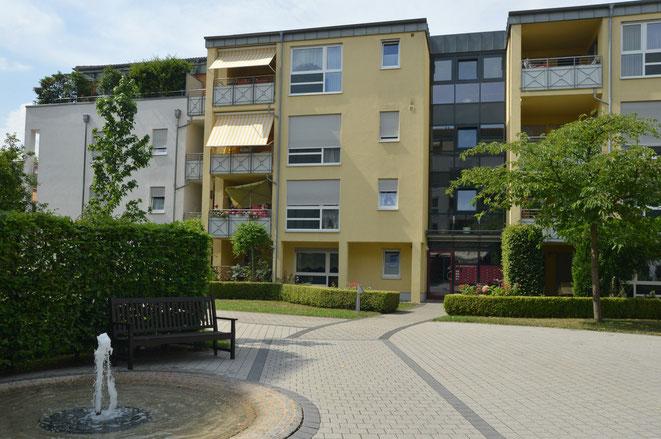 Aschaffenburg, Brentanopark, 118 Wohnungen