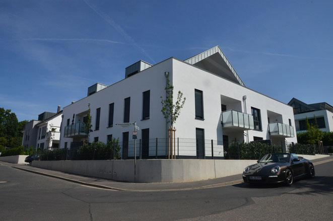 Aschaffenburg, Bohlenweg, 7 Eigentumswohnungen der Luxus-Klasse