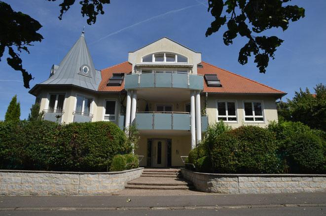 Aschaffenburg, Altdorferstrasse, Villa mit 8 Eigentumswohnungen