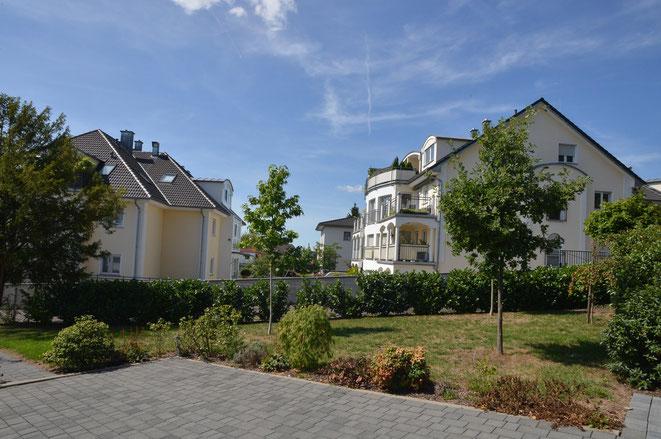 Aschaffenburg, Schweinheimer Höhe, 17 hochwertige Eigentumswohnungen