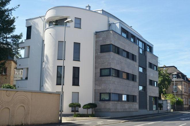 Aschaffenburg, Hanauer Strasse, 7 Eigentumswohnungen im High-End-Bereich