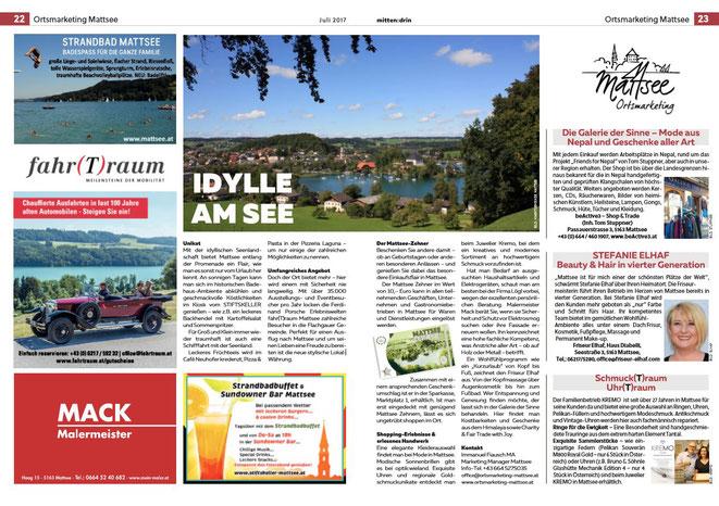 Mittendrin-Zeitschrift 2017-07