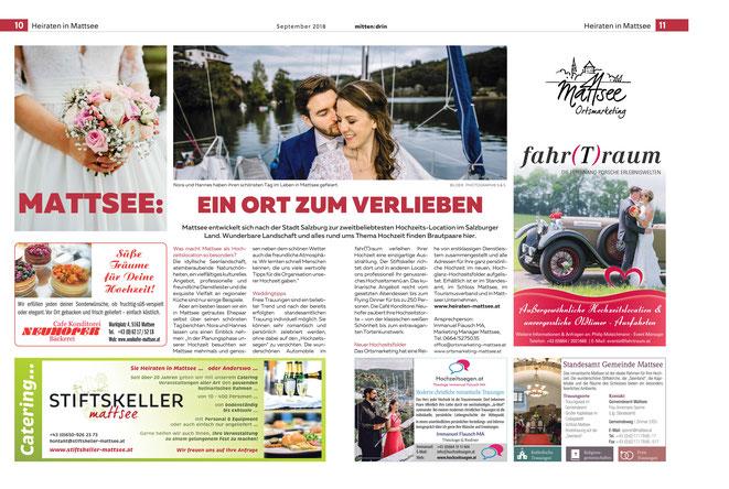 Mittendrin-Zeitschrift 2018-09
