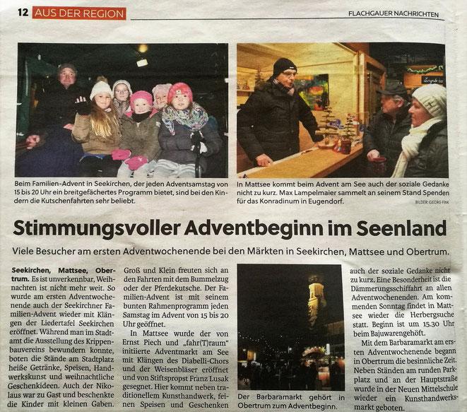Flachgauer Nachrichten 2017-12