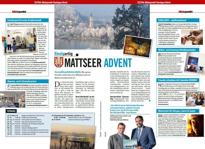 Weekend-Magazin Flachgauer Ausgabe 2016-11