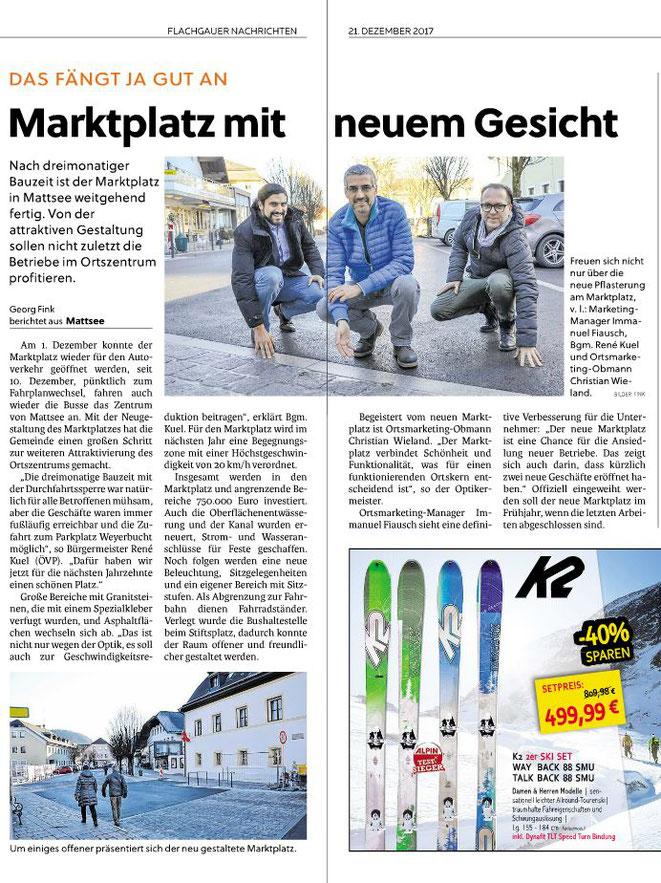 Flachgauer Nachrichten 2017-12-21