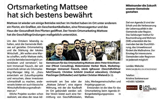 Salzburger Nachrichten Lokal 2017-11-09