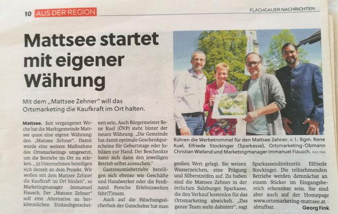 Flachgauer Nachrichten 2017-05