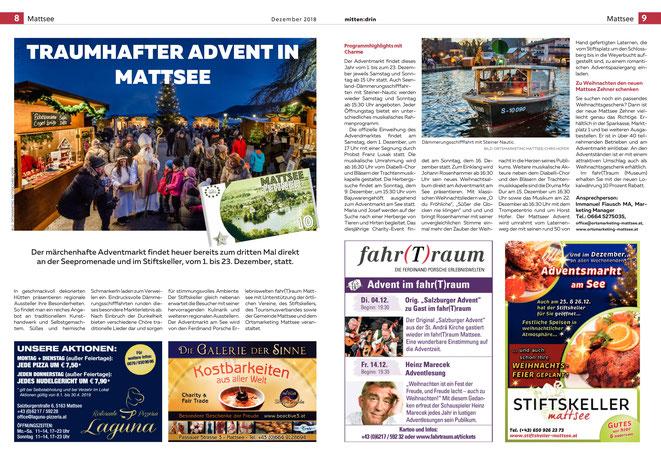 Mittendrin Zeitschrift 2018-11