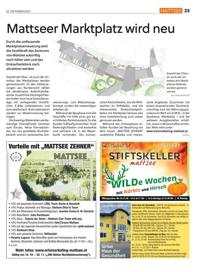 Flachgauer Nachrichten, S. 25, 12.10.2017