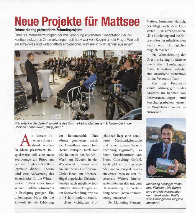 Mittendrin Zeitschrift 2016-12