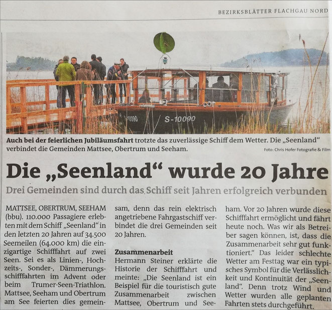 Bezirksblätter Flachgau Nord 2019-05-08./09.