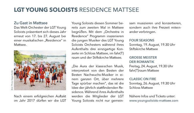 Bürgerinformation Mattsee 2018-08
