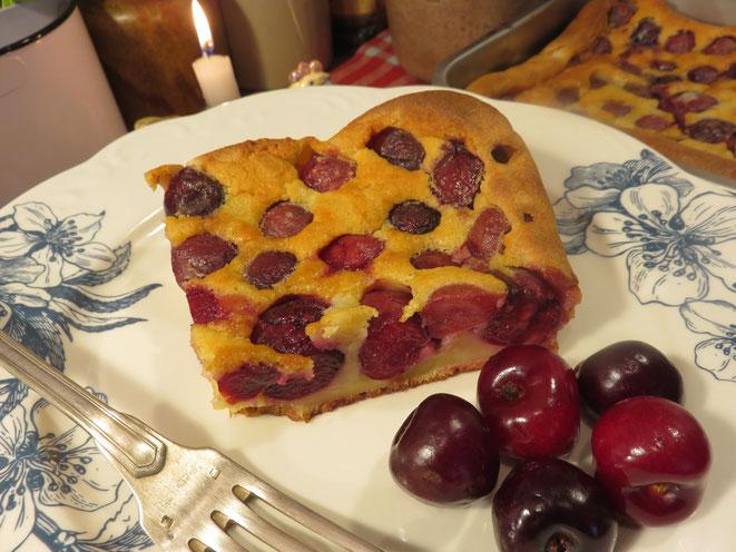 Clafoutis aux Cerises selon la recette de la Mère Mitraille - Canal Gourmandises