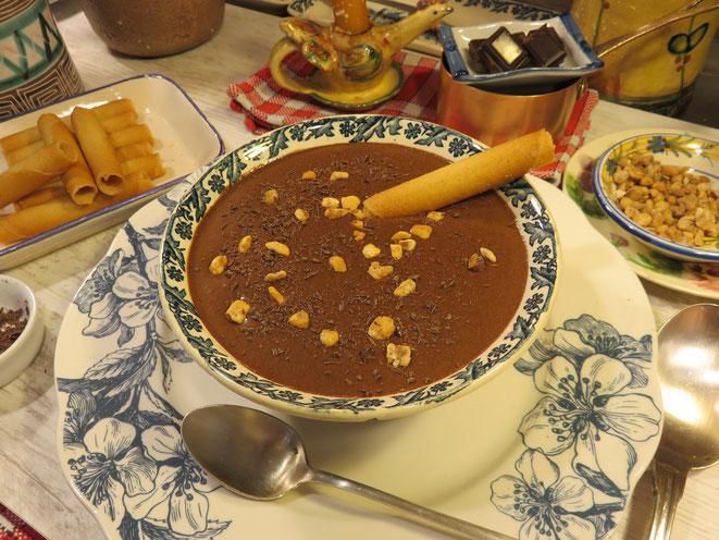 Mousse au Chocolat à l'ancienne de la Mère Mitraille - Gourmandises TV