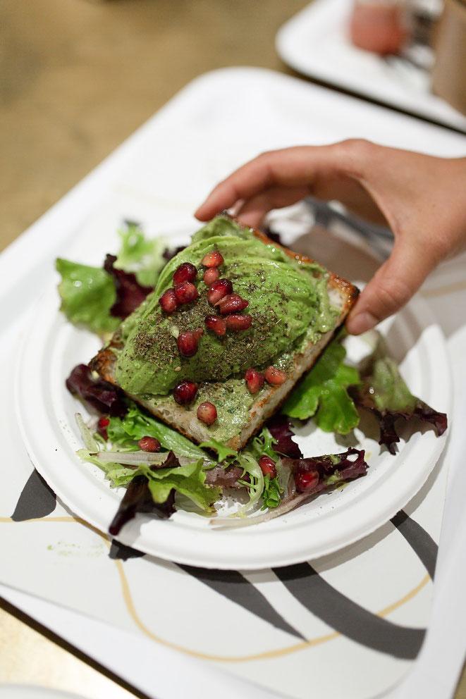 PARIS : Le Food Court des Galeries Lafayette Champs-Elysées s'invite à domicile afin de vous régaler !